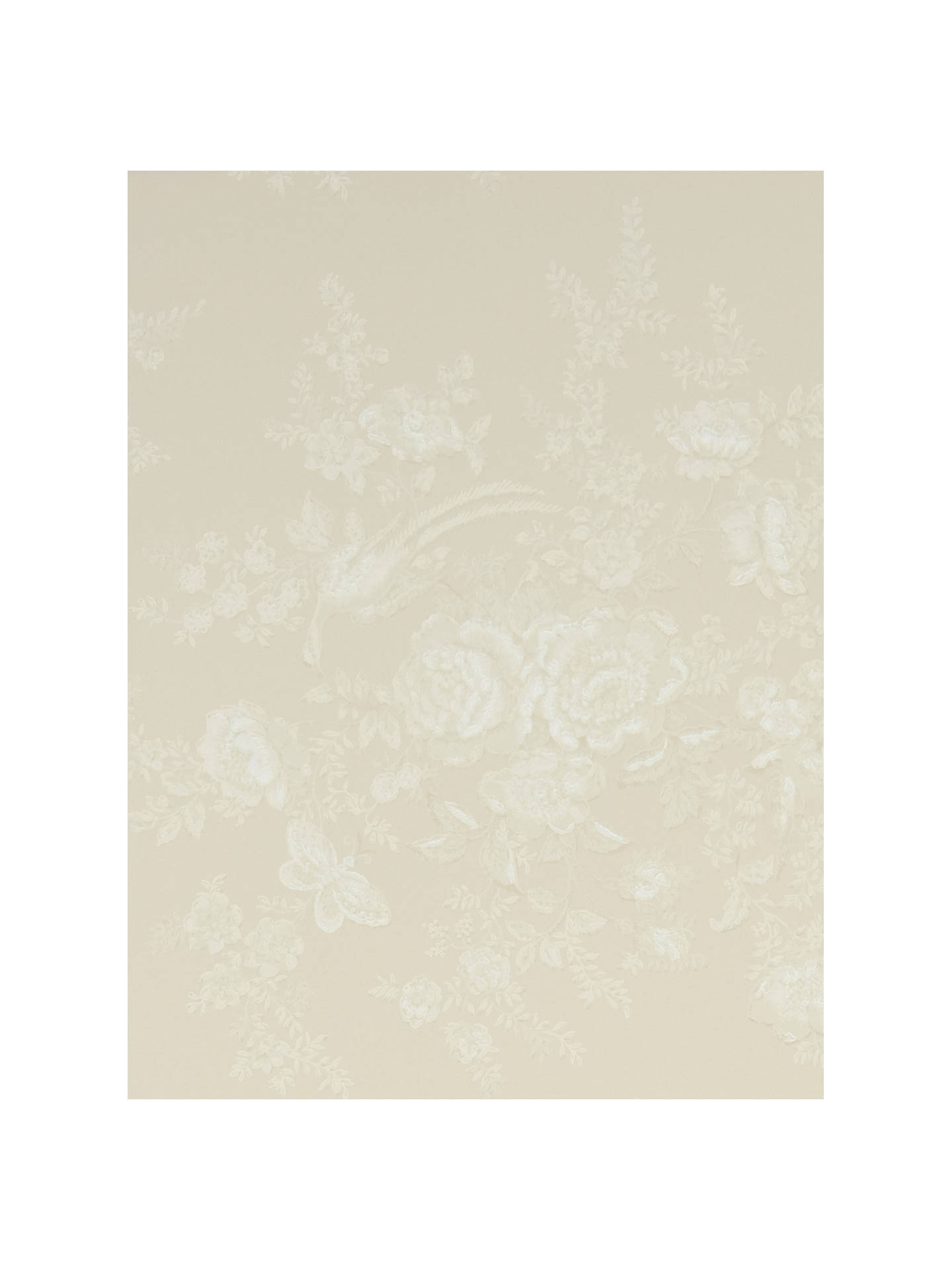 Buy Ralph Lauren Vintage Dauphine Wallpaper, Alabaster PRL028/02 Online at johnlewis.com