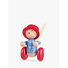 Buy Orange Tree Paddington Bear Push Along Online at johnlewis.com