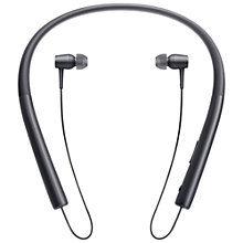 Buy Sony MDR-EX750BT h.ear in Wireless High Resolution In-Ear Headphones with NFC One-Touch Online at johnlewis.com