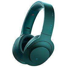 Buy Sony MDR-100ABN h.ear on Wireless Over-Ear Headphones with Noise Cancellation Online at johnlewis.com
