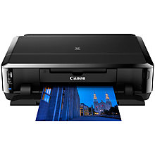 Buy Canon PIXMA iP7250 Wireless Printer With Direct Disc Print Online at johnlewis.com
