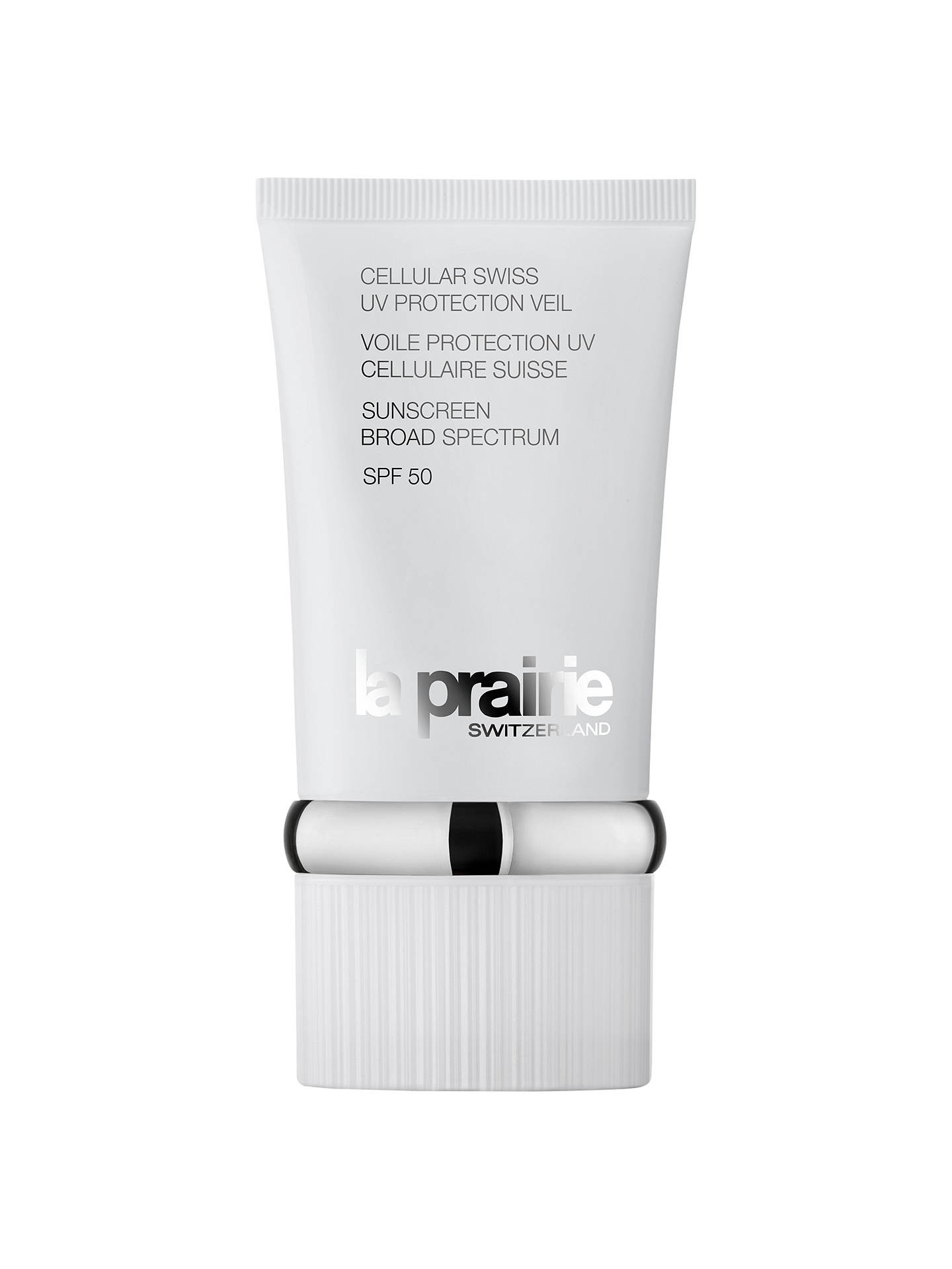 BuyLa Prairie Cellular Swiss UV Protection Veil SPF 50, 50ml Online at johnlewis.com