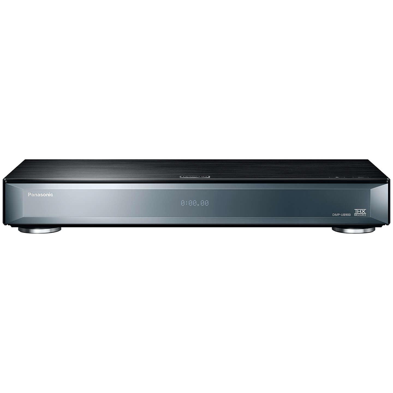 Panasonic DMP-UB900EBK Smart 4K UHD Blu-Ray/DVD Player