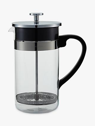 House by John Lewis Cafetiere, 8 Cup
