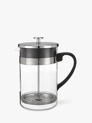 House by John Lewis Cafetiere, 12 Cup