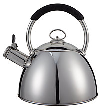 Buy John Lewis Contemporary Stovetop Kettle, Stainless Steel Online at johnlewis.com