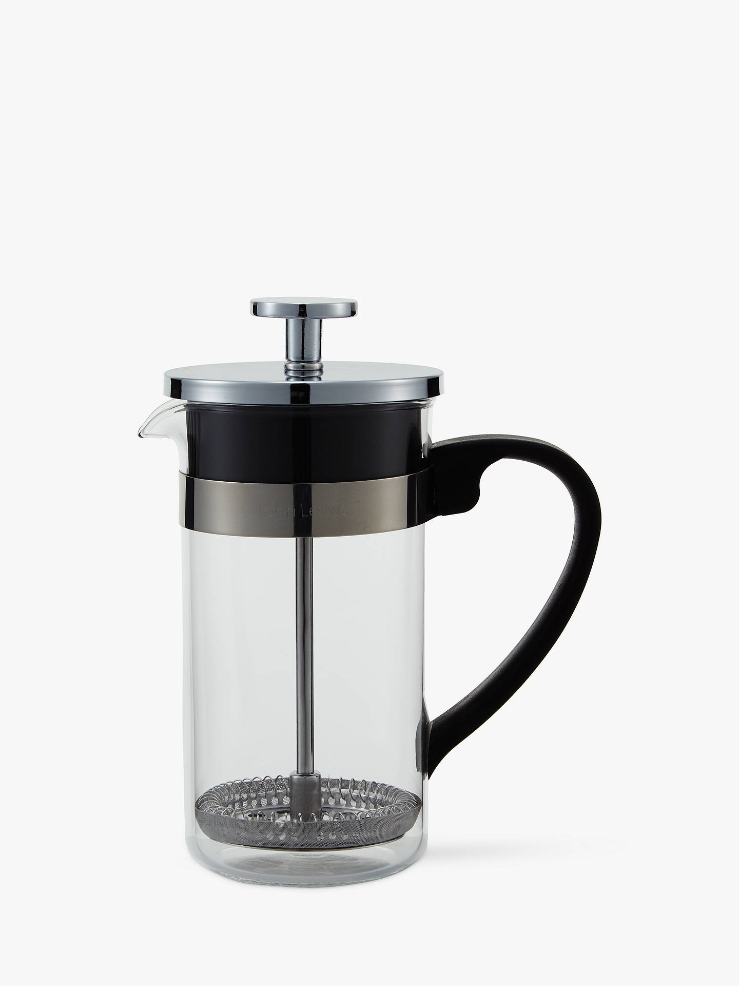 House By John Lewis Cafetiere 3 Cup