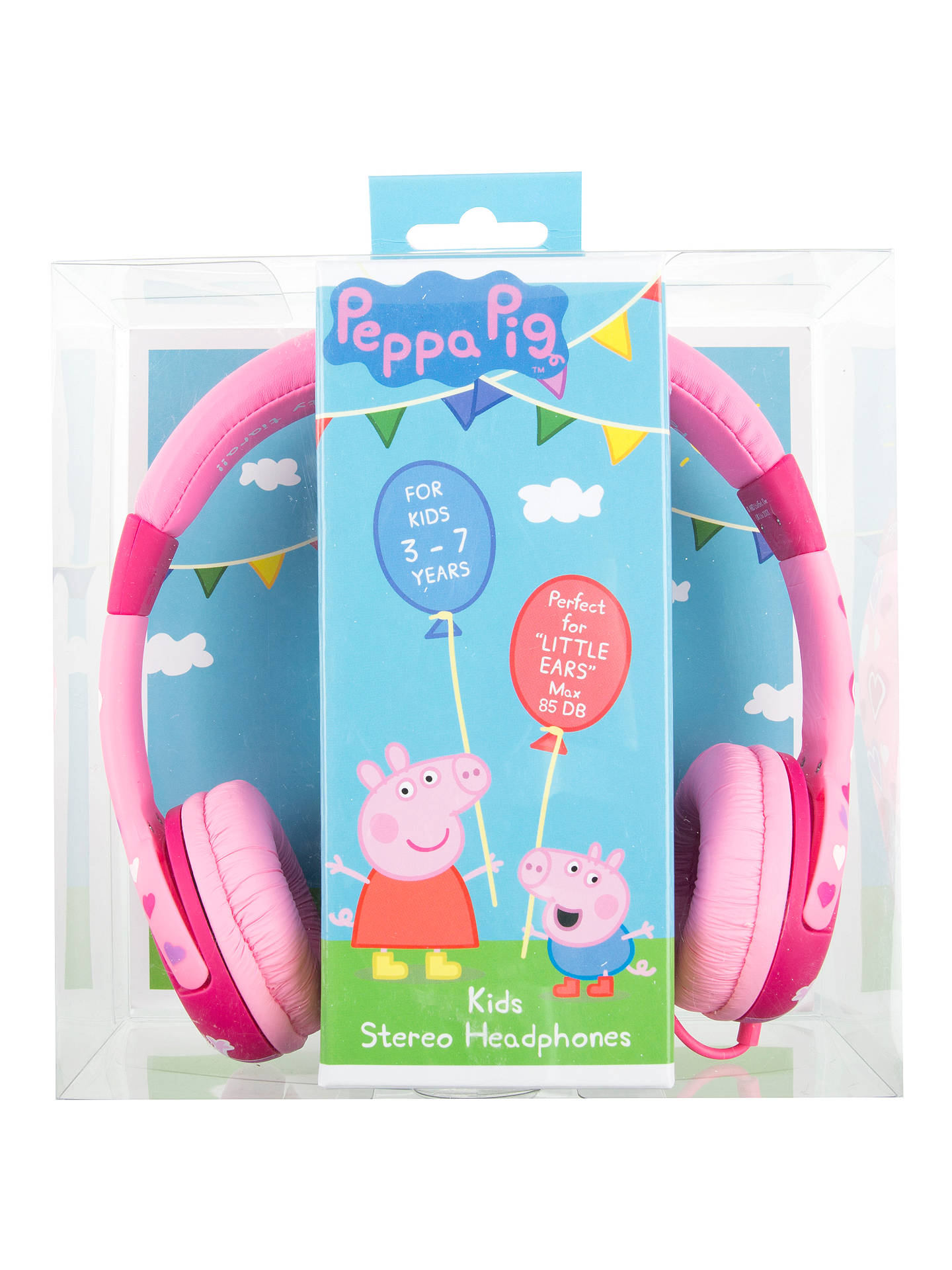 Kondor Peppa Pig Princess Children's On Ear Headphones at
