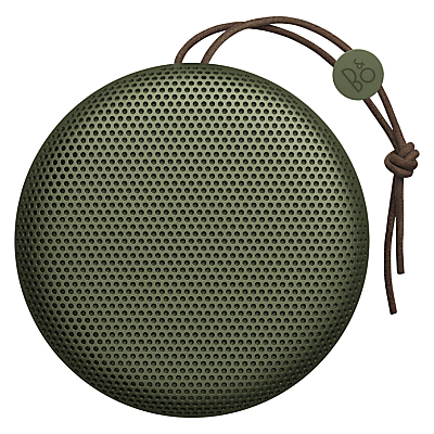 B&O PLAY by Bang & Olufsen Beoplay A1 Portable Bluetooth Speaker, Moss Green