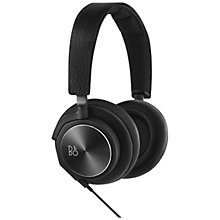 Buy B&O PLAY by Bang & Olufsen Beoplay H6 II On-Ear Headphones with Mic/Remote Online at johnlewis.com