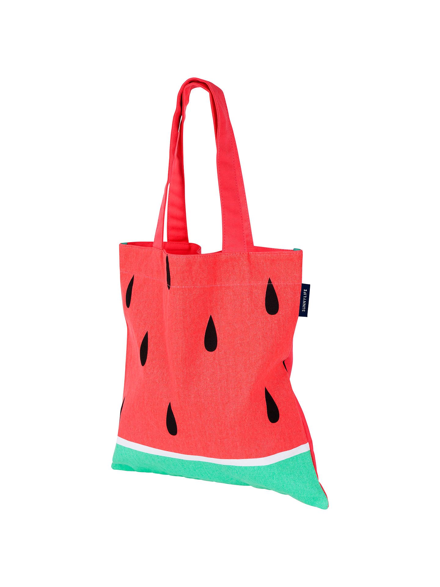 BuySunnylife Watermelon Tote Bag Online at johnlewis.com