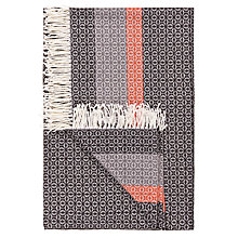 Buy John Lewis Fusion Mosaic Throw Online at johnlewis.com