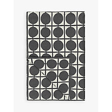 Buy House by John Lewis Circles Cotton Knitted Throw Online at johnlewis.com