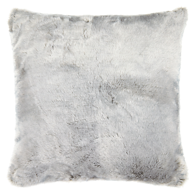 John Lewis Soft Faux Fur Floor Cushion