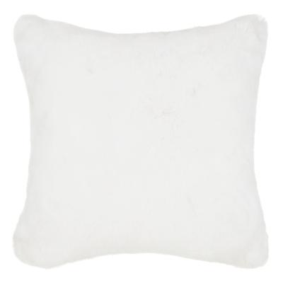 John Lewis Soft Faux Fur Floor Cushion