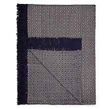 Buy John Lewis Diamond Throw Online at johnlewis.com