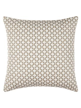 Croft Collection Weave Cushion, Natural