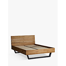 Buy John Lewis Calia Bed Frame, King Size Online at johnlewis.com
