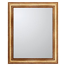 Buy John Lewis Beaded Rectangle Mirror, 78 x 62cm Online at johnlewis.com