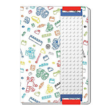 Buy LEGO Journal with Binder Online at johnlewis.com