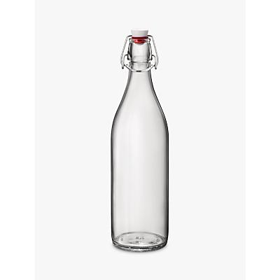 House by John Lewis Pura Bottle, Clear