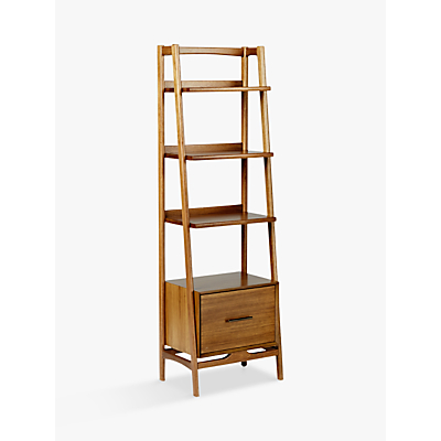 west elm Mid-Century Narrow Bookshelf