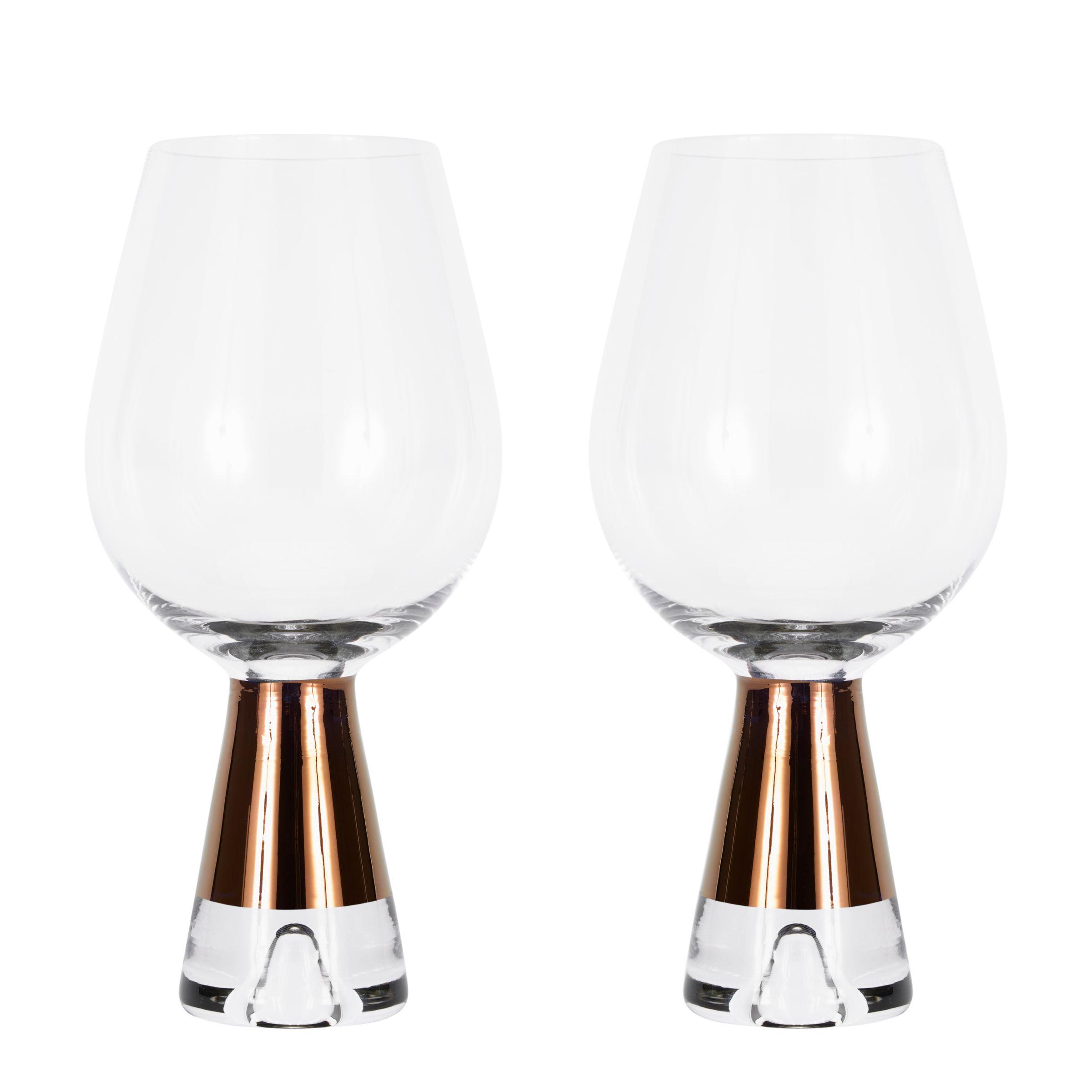 Tom Dixon Tom Dixon Tank Wine Glasses, Set of 2
