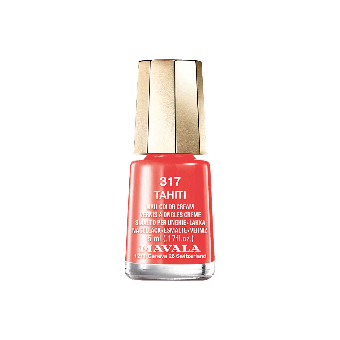 BuyMAVALA Nail Polish First Class Collection, 317 Tahiti Online at johnlewis.com