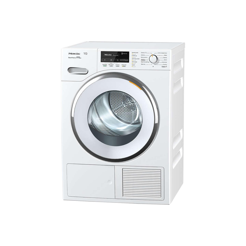 Buymiele Tmg 840 Freestanding Heat Pump Tumble Dryer, 8Kg Load,