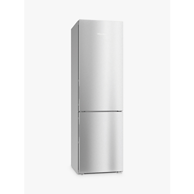 Miele KFN 29483 D EDT CS Fridge Freezer, A+++ Energy Rating, 60cm Wide, Stainless Steel
