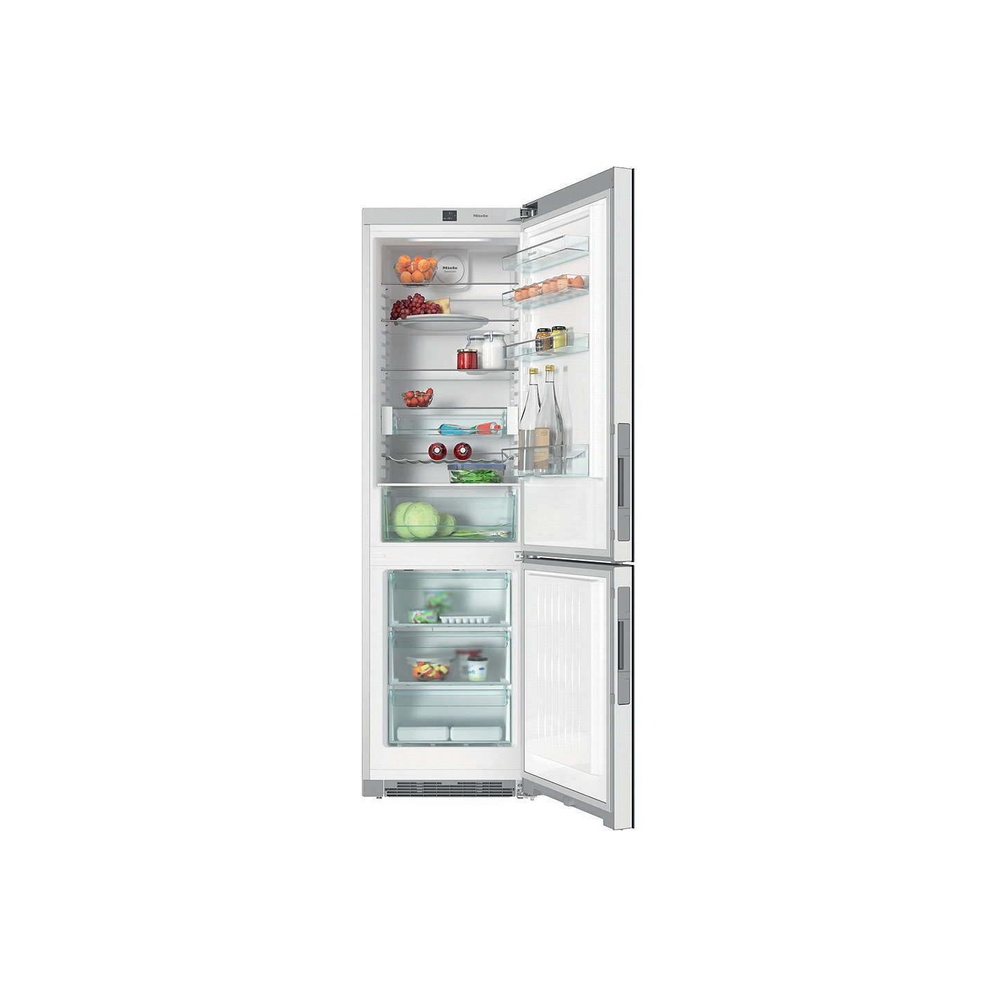 BuyMiele KFN 29233 D BB EFR Fridge Freezer, A+++ Energy Rating, 60cm Wide, Blackboard Edition Online at johnlewis.com