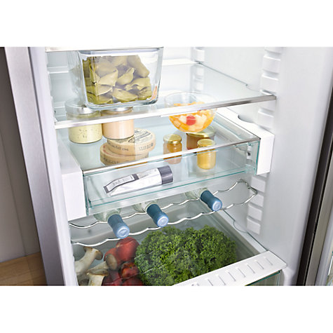 Buy Miele KFN 29233 D BB EFR Fridge Freezer, A+++ Energy Rating, 60cm Wide, Blackboard Edition Online at johnlewis.com