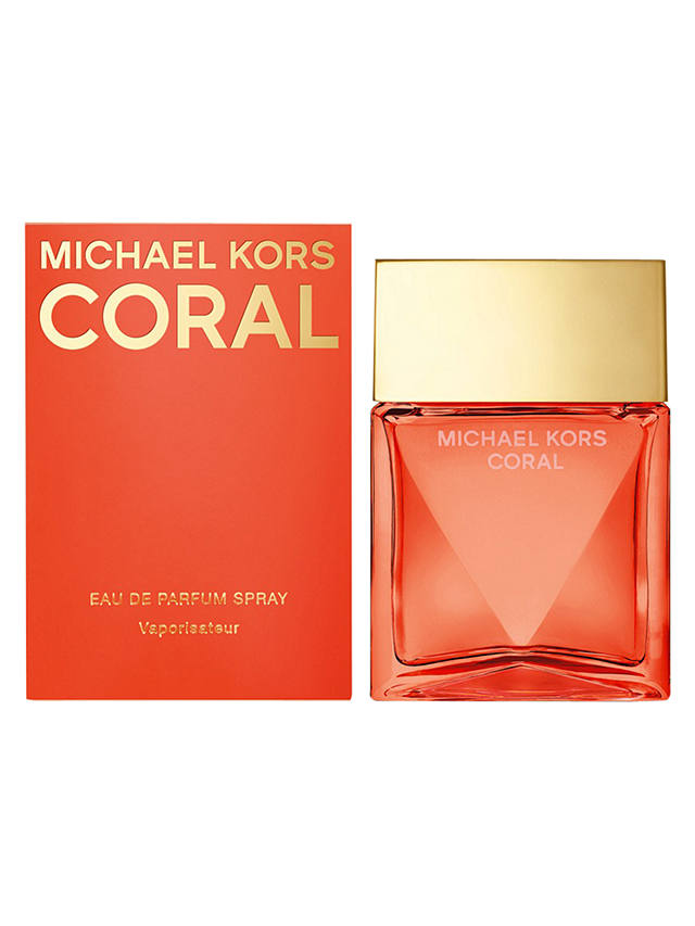 Buy Michael Kors Coral Eau de Parfum, 50ml Online at johnlewis.com