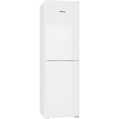 Image of Miele KFN 29042 D WS Fridge Freezer, A++ Energy Ratings, 60cm Wide, White