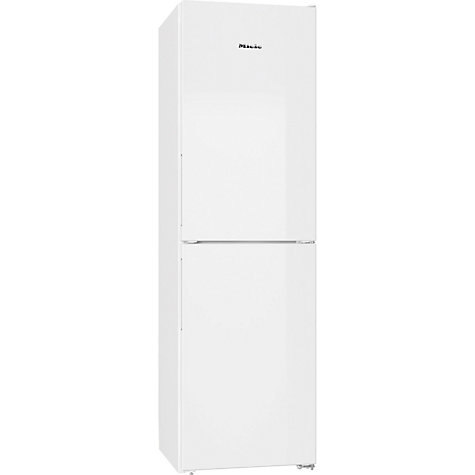 Buy Miele KFN 29042 D WS Fridge Freezer, A++ Energy Ratings, 60cm Wide, White Online at johnlewis.com
