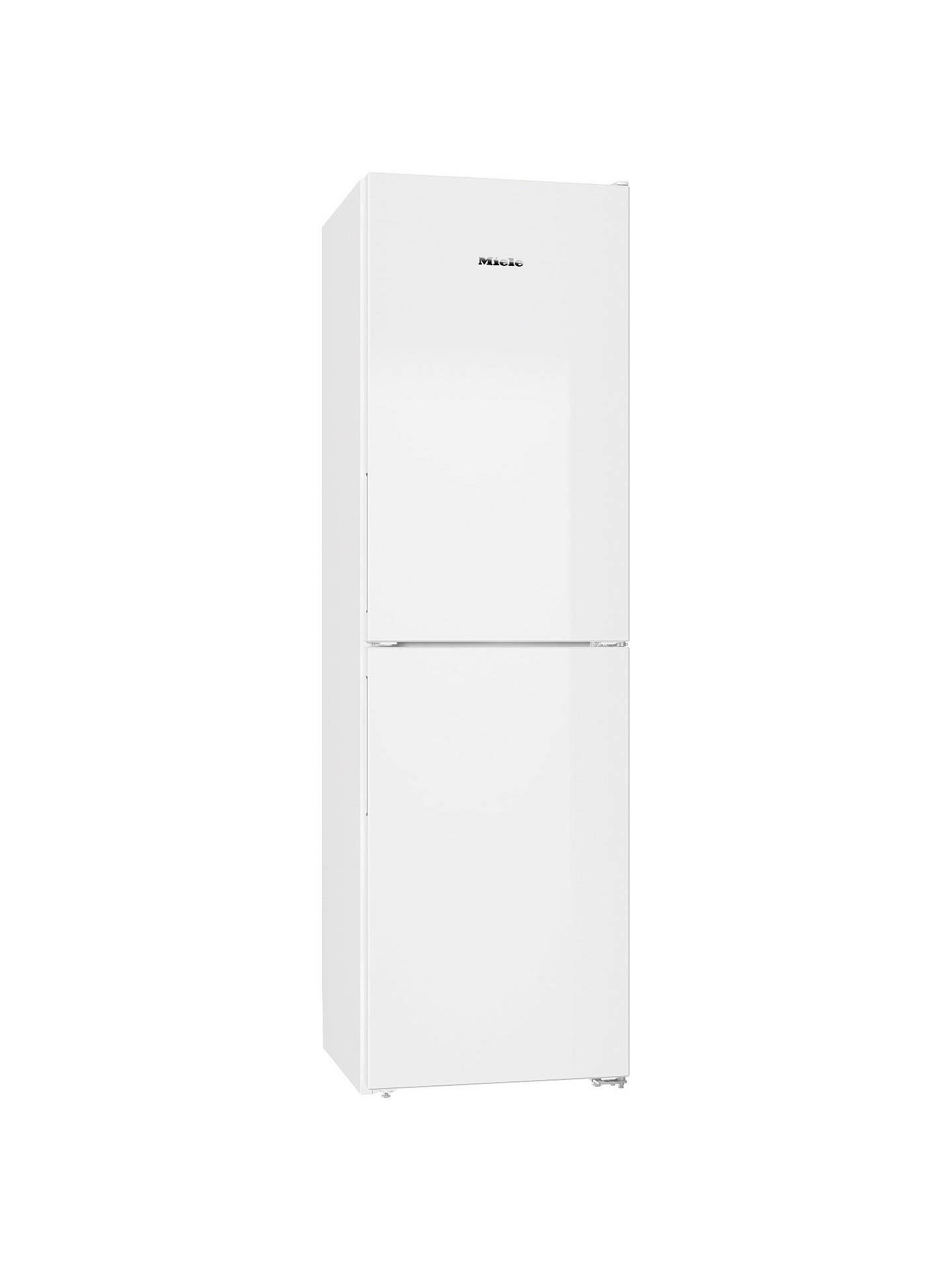 BuyMiele KFN 29042 D WS Fridge Freezer, A++ Energy Ratings, 60cm Wide,  White ...