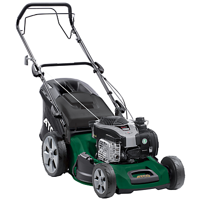 Atco Quattro 19S 4-in-1 Self-propelled Petrol Lawnmower