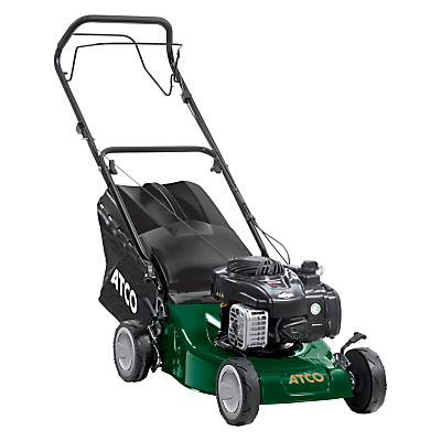 Image of Atco Quattro 16S 41cm Self-propelled Petrol Lawnmower