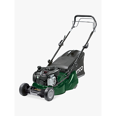 Image of Atco Liner 16S 41cm Rear Roller Self-propelled Petrol Lawnmower