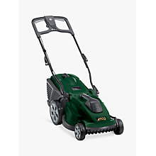Buy Atco 15E 38cm Rear Roller Electric Lawnmower Online at johnlewis.com