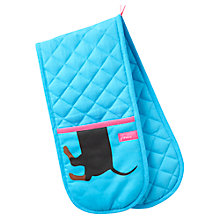 Buy Joules Dachshund Double Oven Glove Online at johnlewis.com