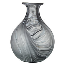 Buy John Lewis Marble Vase, Multi Online at johnlewis.com