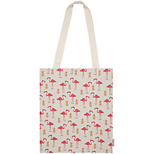Buy Fenella Smith Flamingo and Pineapple Tote Bag Online at johnlewis.com