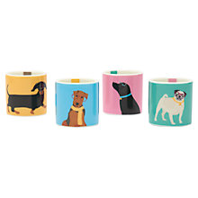 Buy Joules Set of 4 Egg Cups, Multi Online at johnlewis.com