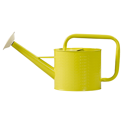 Orla Kiely Oval Flower Print Watering Can