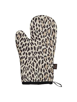 Butterscotch House of Hackney Wild Card Cotton Oven Glove