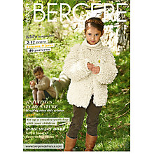 Buy Bergere De France Knitting's In My Nature Magazine, 180 Online at johnlewis.com