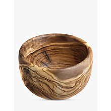 Buy ICTC Olivewood Bowl Online at johnlewis.com