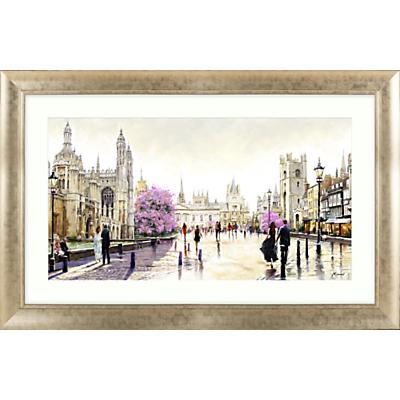 Richard Macneil – Cambridge Spires Framed Print, 112 x 72cm