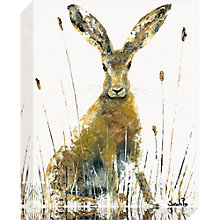 Buy Sarah Pye - All Ears Canvas Print, 40 x 50cm Online at johnlewis.com